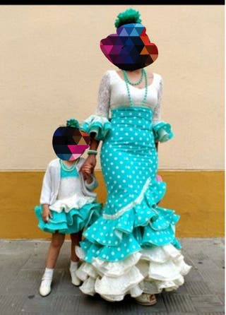 vestidos flamencas.