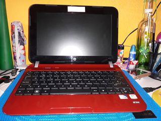 HP MINI 110 ROJO