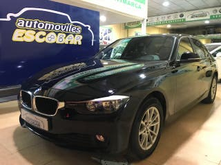 BMW Serie 3 318d año 2013