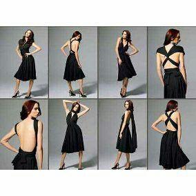 Vestido Mil Formas Nuevo De Segunda Mano Por 7 En Badalona