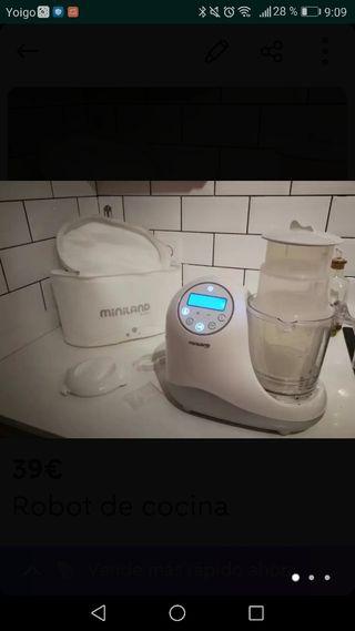 robot dd cocina
