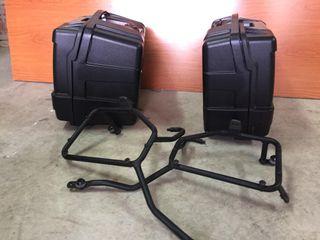 maletas y soportes para Triumph Tiger 800