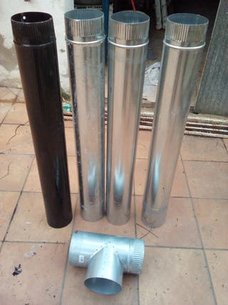 tubos chimenea