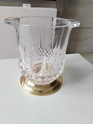 Hilera de cristal
