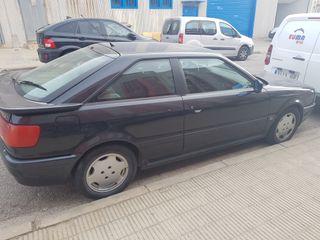 Audi coupe 1992. perfecto chapa y motor
