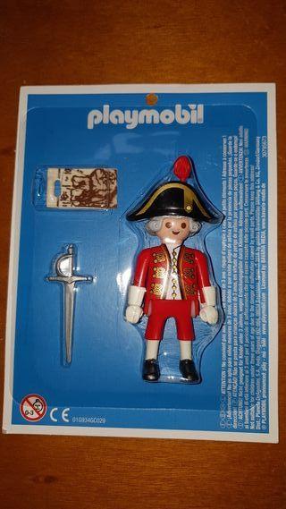 playmobil aventura historia pirata capitán barco