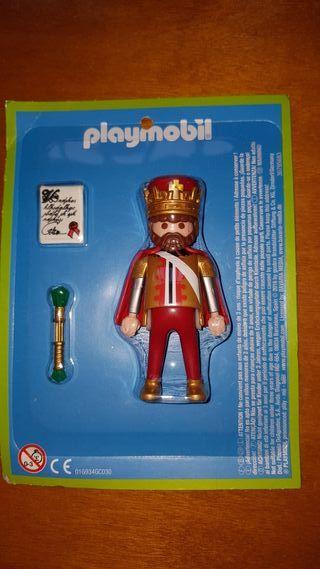 playmobil aventura historia rey medieval nuevo