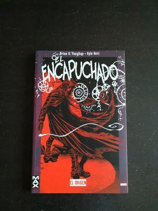 Comic El encapuchado: El origen