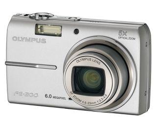 Olympus FE 200