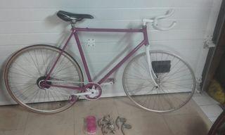 Bici fixie antigua razesa bicicleta