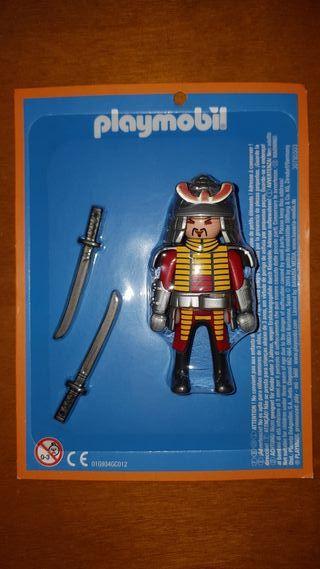 playmobil aventura historia samurais nueva