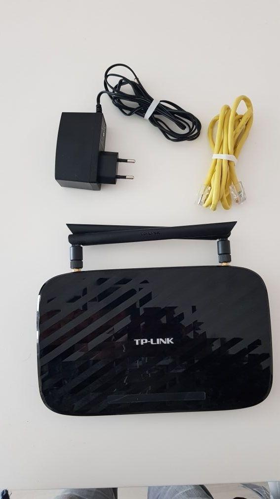 Router dual TP LINK Archer C2
