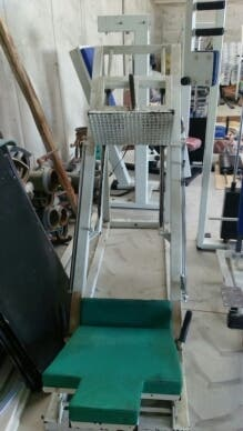 maquina gimnasio, prensa