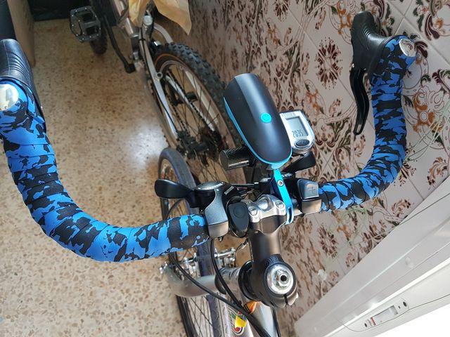 Bicicleta Bh aluminio. paseo/Gravel