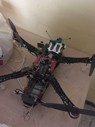 Drones ala fija cargador batería pantalla