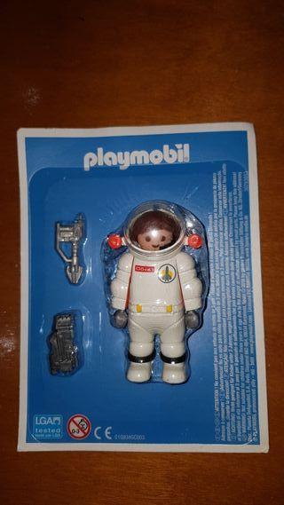 playmobil aventura historia astronauta nuevo