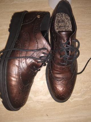 zapatos mujer xty número 40