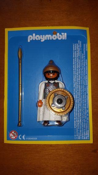playmobil aventura historia rey Mesopotamia