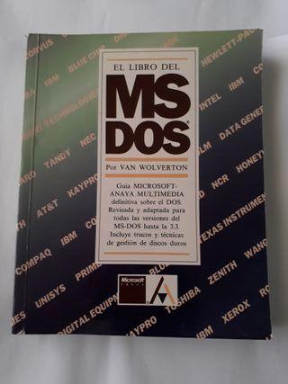i382 El Libro del MS-DOS