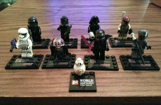 Lote LEGO Star Wars. Nuevos