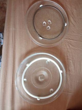 microondas platos