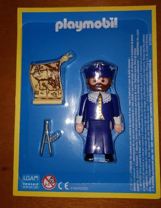 playmobil aventura historia Marco Polo