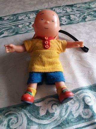 muñeco caillou de famosa 2008