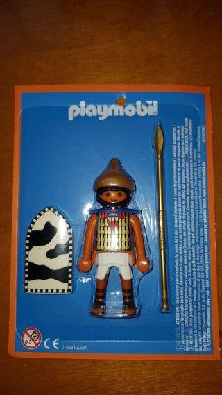 playmobil aventura historia soldado del Nilo