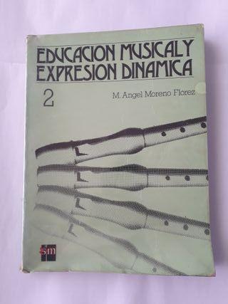 i381 Libro Educación Musical y Expresión Dinámica