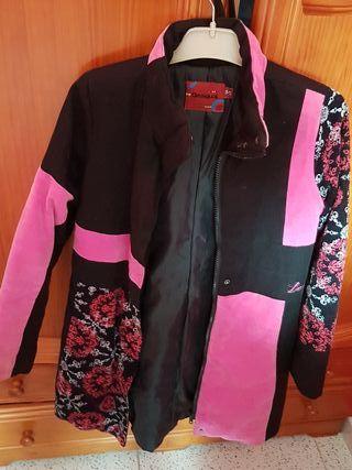 abrigo de desigual talla 9 10