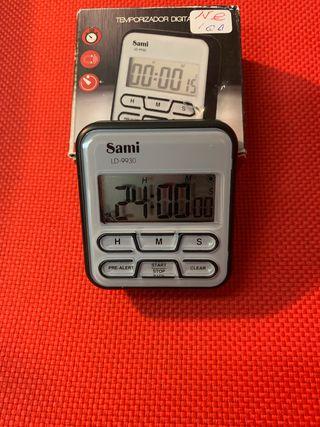 Temporizador digital 9930 Sami