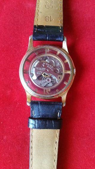 Reloj antiguo de cuerda Giroxa