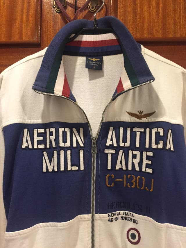 Sudadera Aeronáutica Militare