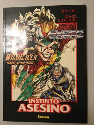 Wildcats - Cyber Force - Instinto Asesino