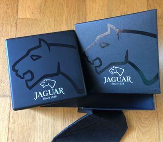 Caja Jaguar Reloj