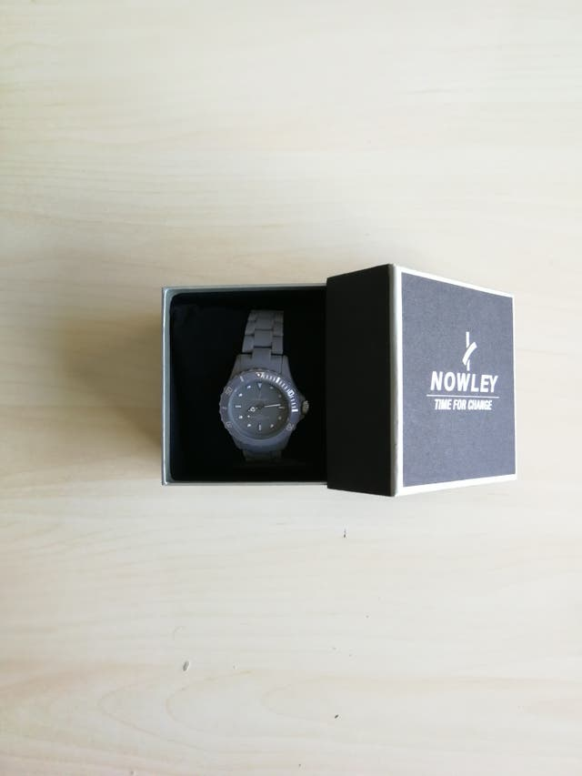 Reloj NOWLEY Gris