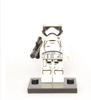 Star wars stormtrooper clasico PRECINTADA