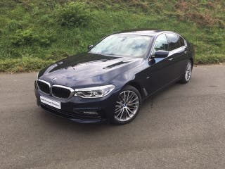 BMW Serie 5 sport automatico