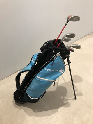 Bolsa palos golf niños 7-12 años