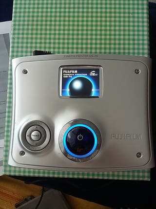 Impresora Fujifilm Finepix QS-70