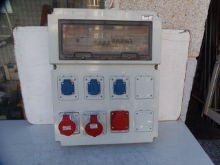 CUADRO ELECTRICO TRIFASICO-MONOFASICO 83