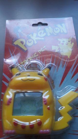Antiguo tamagotchi Pokemon