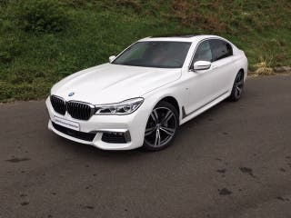 BMW Serie 730 PACK M