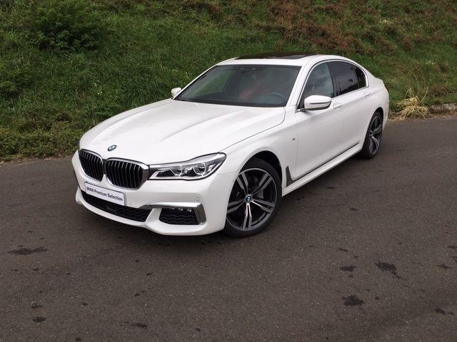 BMW Serie 730 PACK M