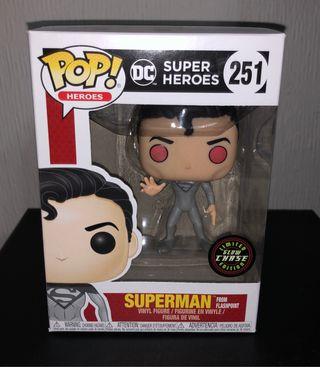 Funko pop Superman Chase