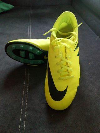 Botas de futbol niño/a
