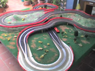 Scalextric - Circuitos, coches y accesorios