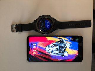 Huawei P20 pro y huawei watch 2