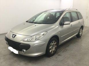 Se vende Peugeot 307sw, 1.6 cc 110 cv. Gasolina