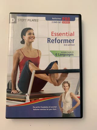 Video manual essential reformer stott pilates